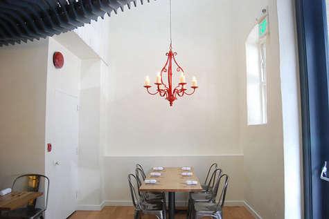Restaurant Visit Wexlers Restaurant by Aidlin Darling Design portrait 3