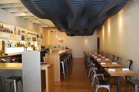 Restaurant Visit Wexlers Restaurant by Aidlin Darling Design portrait 5
