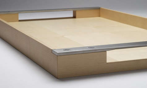 when objects work maple tray