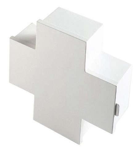 white cross cabinet