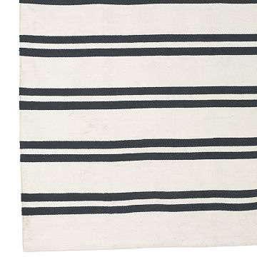 williams sonoma striped rug