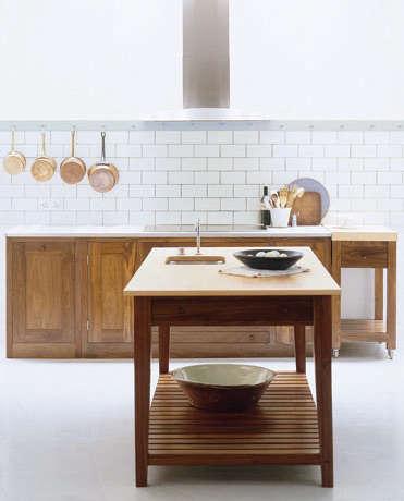 Kitchen Plain English in the UK portrait 5