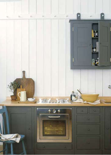 Kitchen Plain English in the UK portrait 3