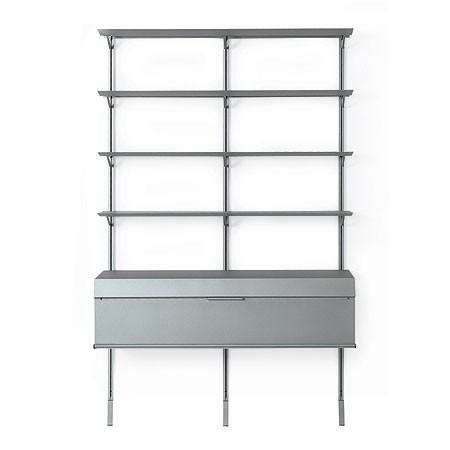 10 Easy Pieces Shelving Systems portrait 14