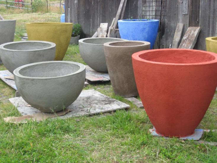 mary martha lewis pots in process