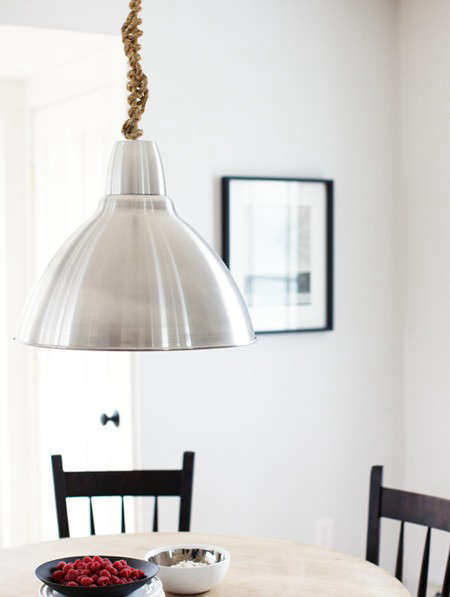 Design Sleuth Rope Pendant Lights in a Summer Cottage portrait 5