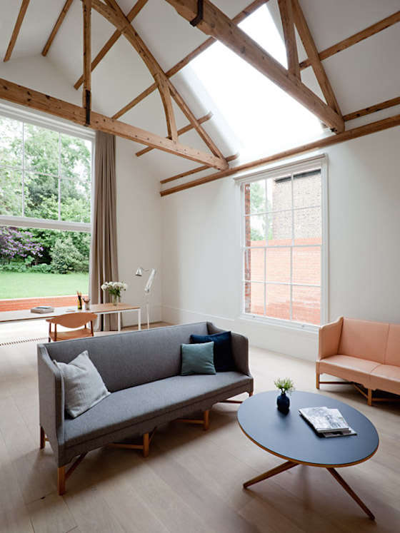 sevil peach living room remodelista 12