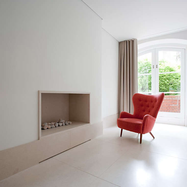 sevil peach red chair remodelista 16