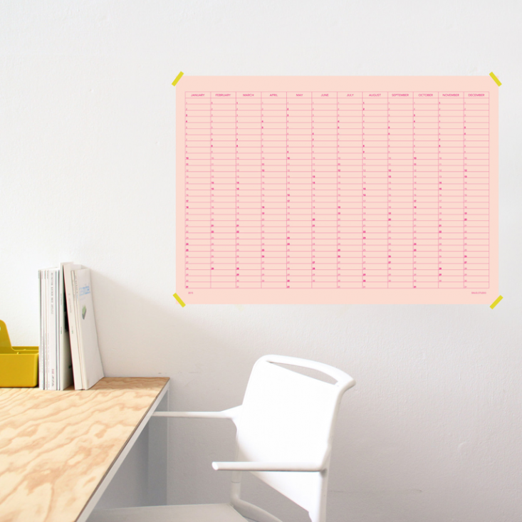 Object Lessons Calendars with a Design Pedigree portrait 8