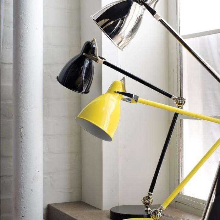 700 industrial task table lamp west elm