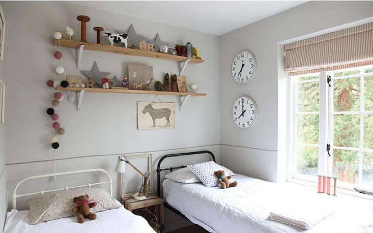 sussex farmhouse childrens room steal this look