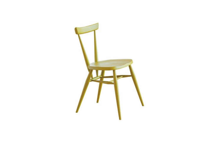 in the us, the ercol stacking chairis available in beech or elm and in a natu 10