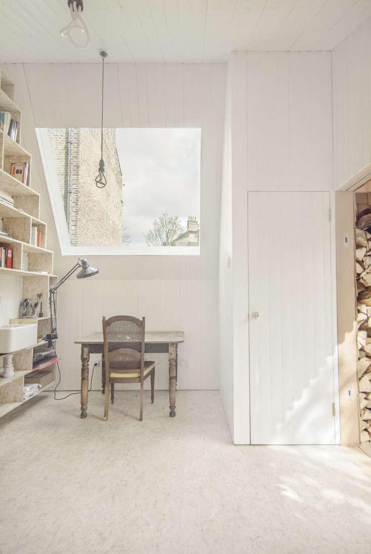 UK architects Weston Surman & Deane designed this writer&#8