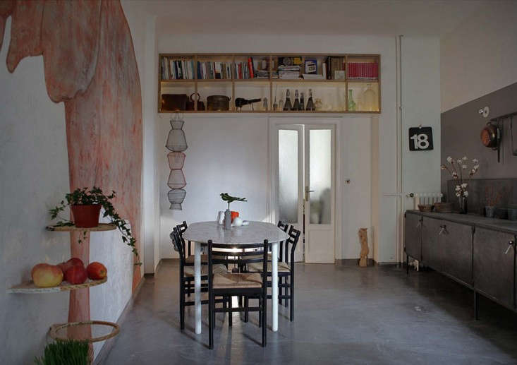 An Italian designer&#8