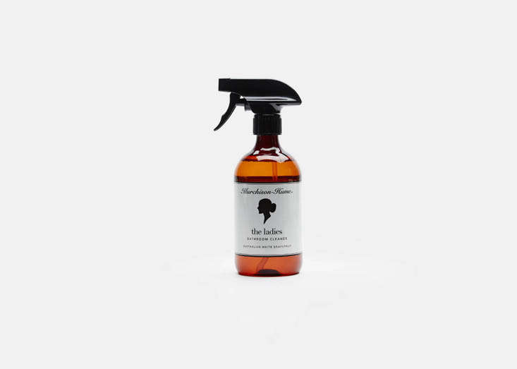Domestic Science 10 Natural Cleaning Solutions for the Bathroom Murchison Hume Ladies Bathroom Cleaner