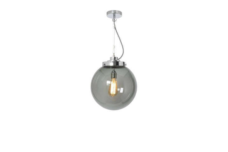 Made by British lighting company Original BTC, the Brume Pendant comes in three sizes; $839 to $loading=
