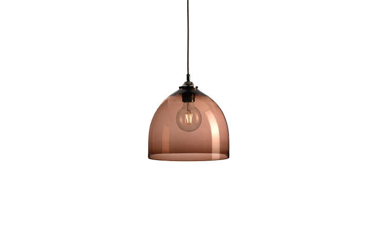UK designers Rothschild & Bickers make theirPick-n-Mix Lights in a range of colors and shapes, starting at £5 ($439.79). See more in our post Jewel-Toned Lights, Mixed and Matched.