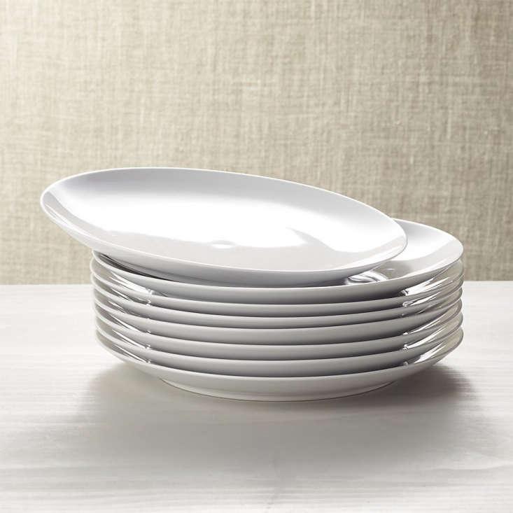 essential dinner plates set of eight