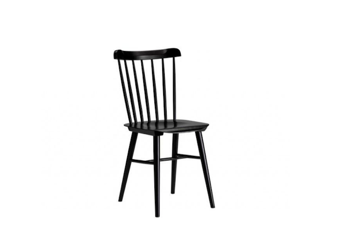 black salt chair from design within reach | remodelista 15