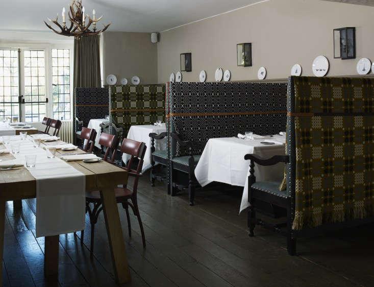 the olde bell inn designed by ilse crawford via design tripper | remodelista 10