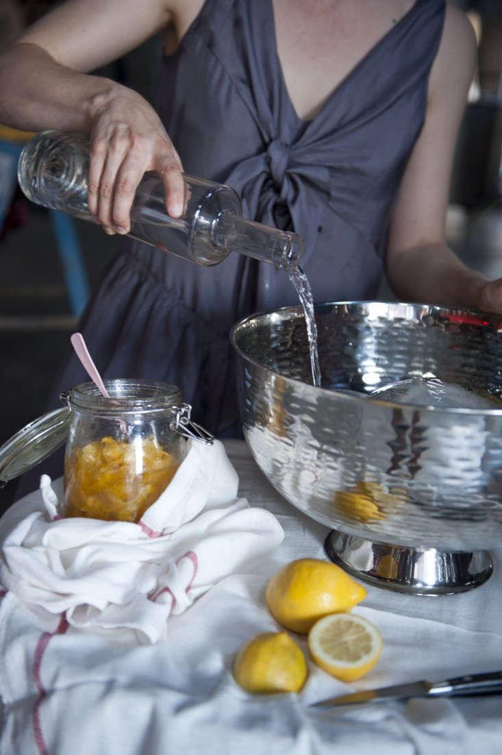 sweets & bitters citrus winter market punch 10