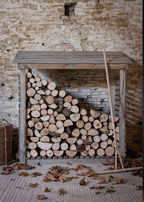 firewood log store gardenista 1