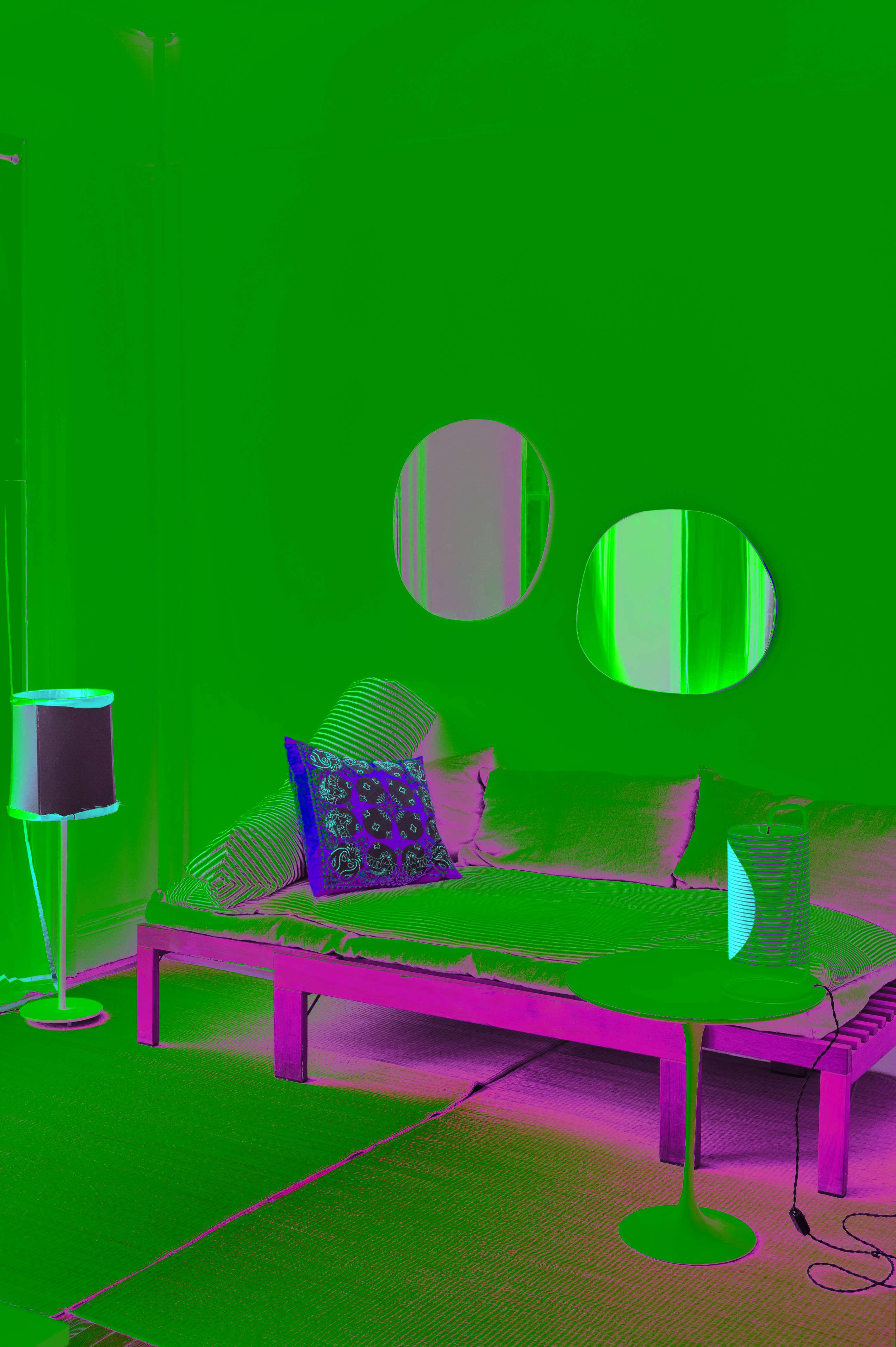mc & co mirrors in corinne gilbert's studio, matthew williams photo   remod 12