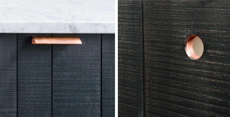 Sebastian Cox for Devol kitchen details | Remodelista
