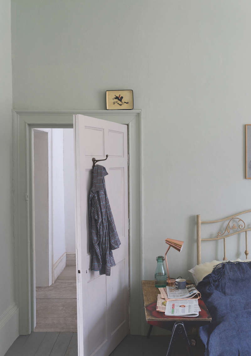 The Big Reveal Nine New Colors from Farrow amp Ball Farrow Ball Cromarty Remodelista