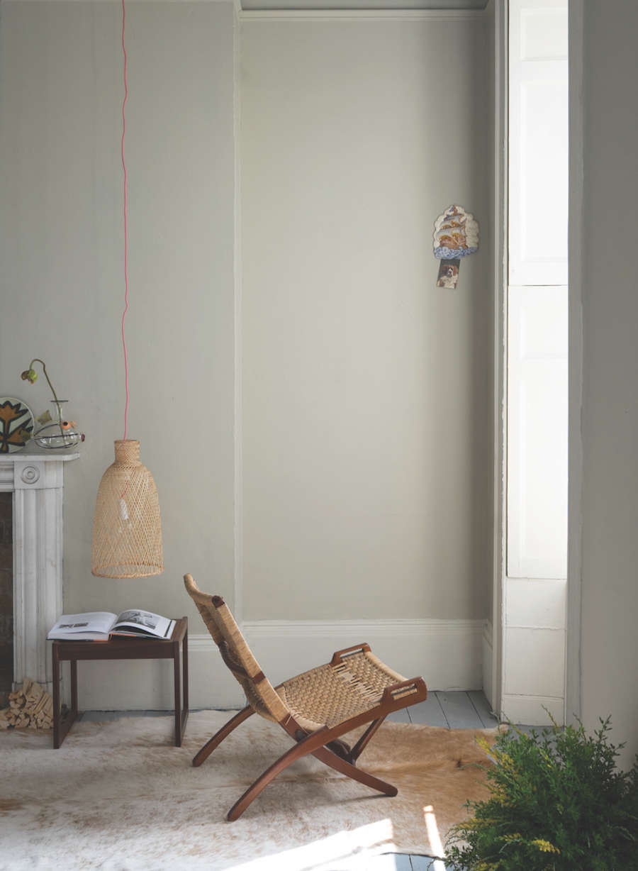 The Big Reveal Nine New Colors from Farrow amp Ball Farrow Ball Drop Cloth Remodelista