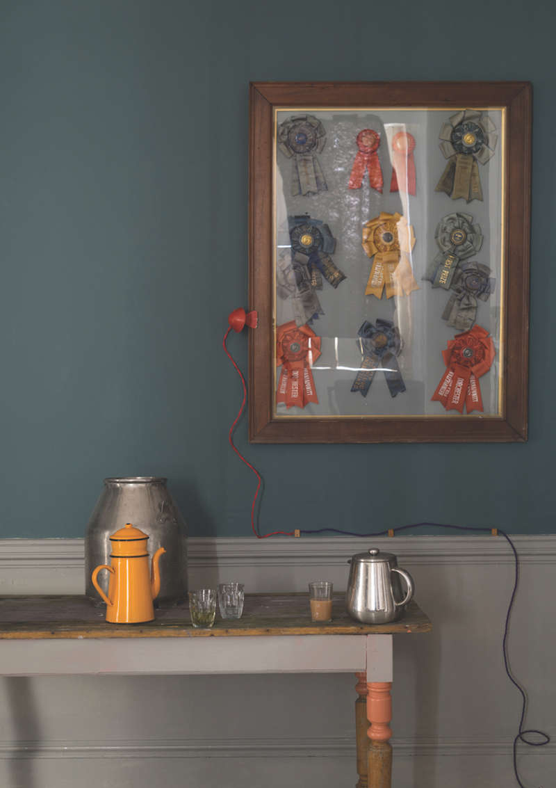 The Big Reveal Nine New Colors from Farrow amp Ball Farrow Ball Worsted Remodelista