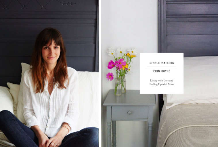 erin boyle cover   from her new book, simple matters | remodelista 13