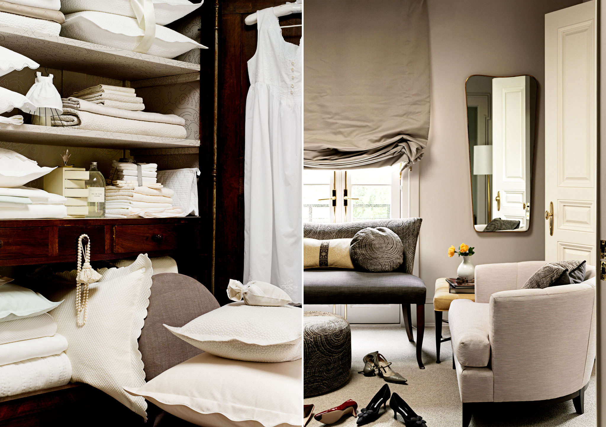 barbara barry beverly hills bedroom and closet | remodelista 14