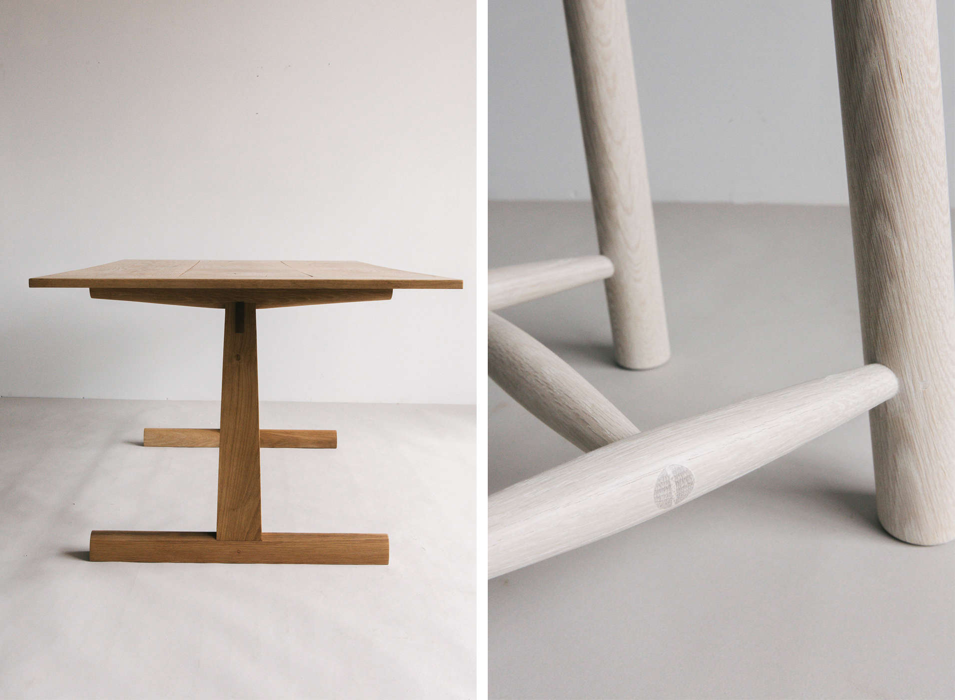 Black Creek Mercantile furniture details