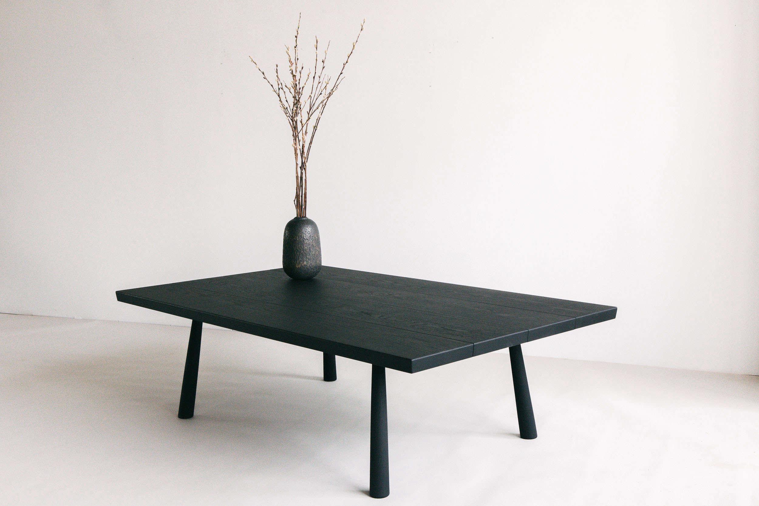 Black Creek Mercantile sliding dovetail table