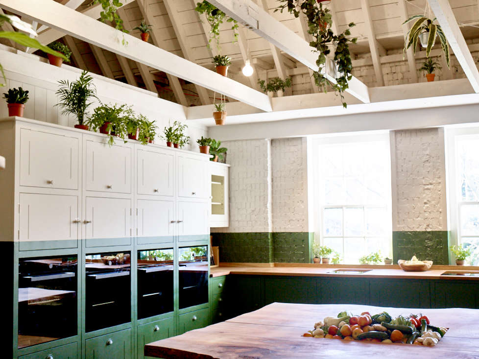 b&h kitchen, bourne and hollingsworth, british standard, two tone kitchen | 12