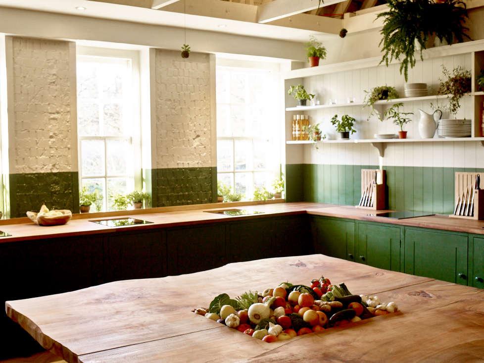 b&h kitchen, bourne and hollingsworth, british standard, two tone kitchen | 10