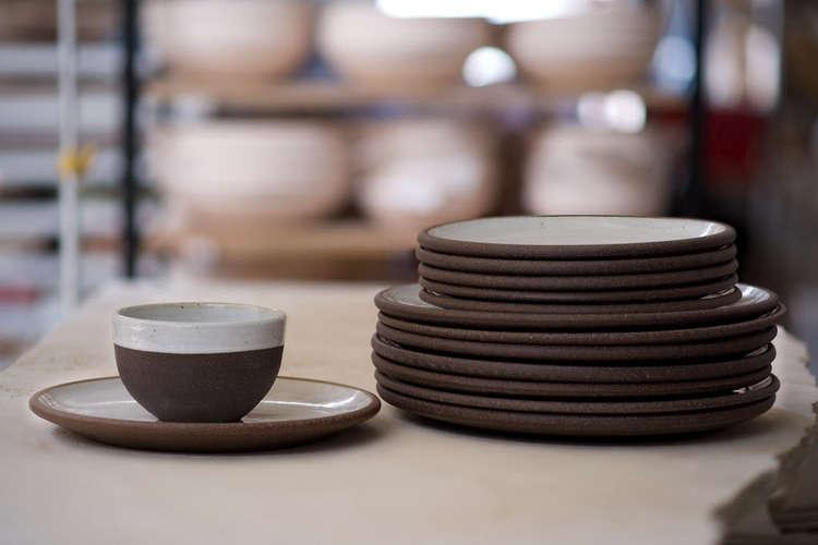 Hot Chocolate Line Iriving Place Studio | Remodelista