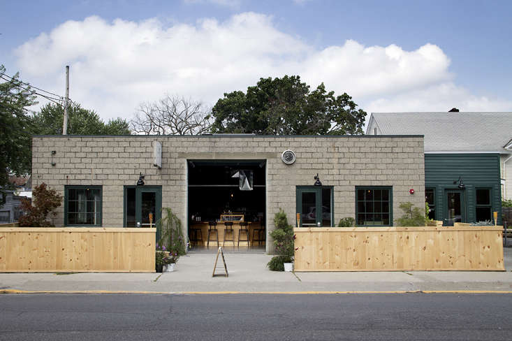 or gallery and tavern exterior 9
