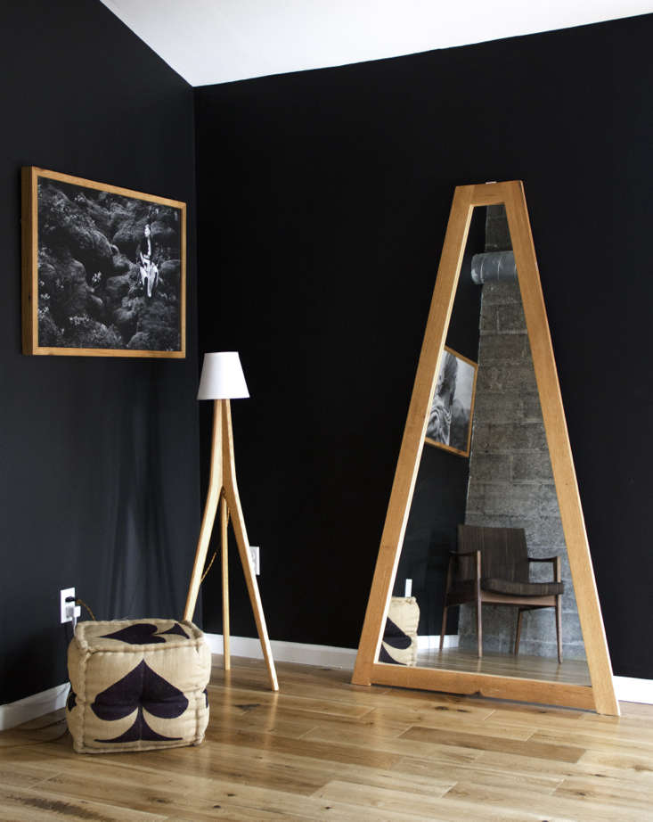 Or Gallery and Tavern mirror