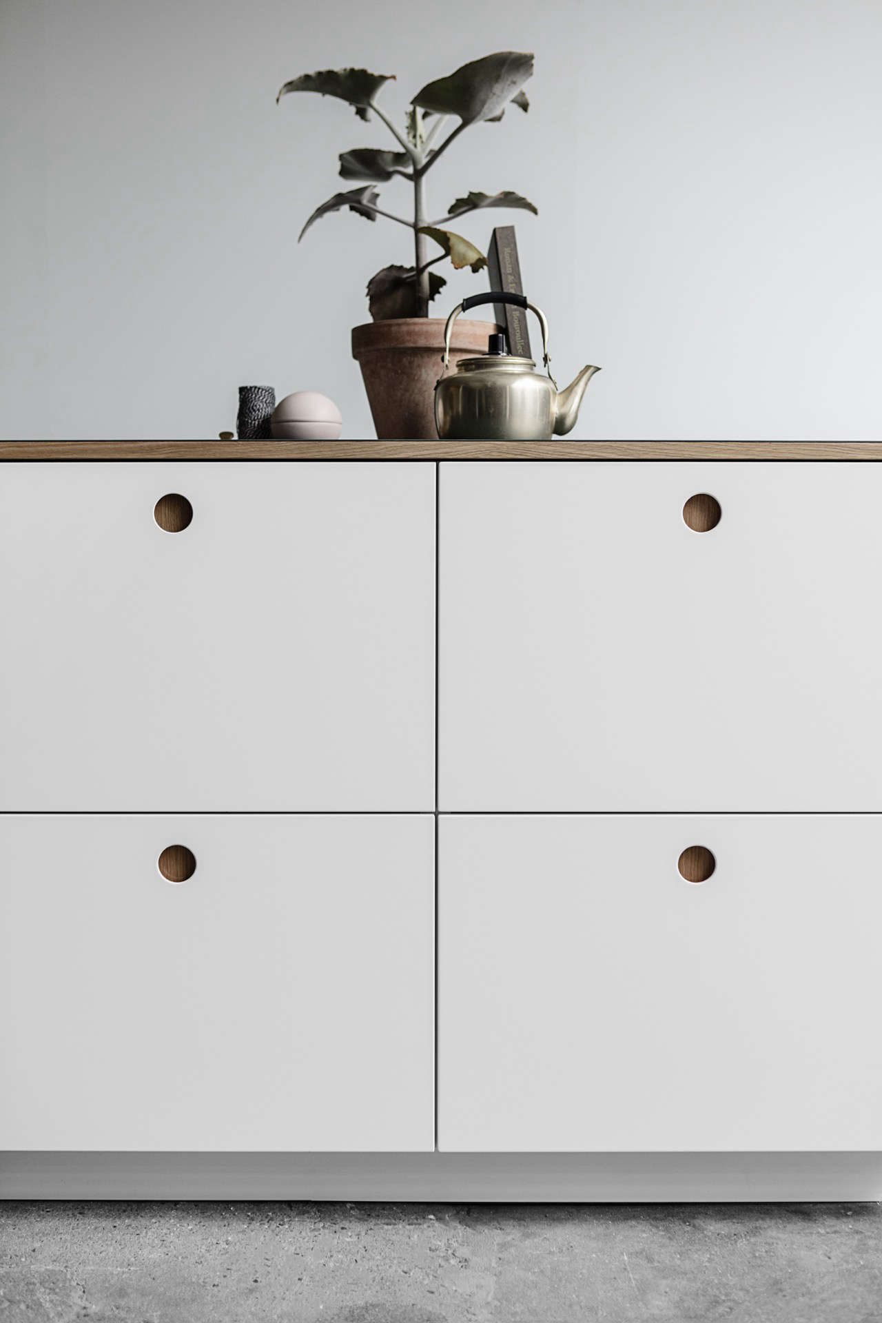 ikea hack: the basis kitchen from reform made with ikea cabinets and reform's f 10