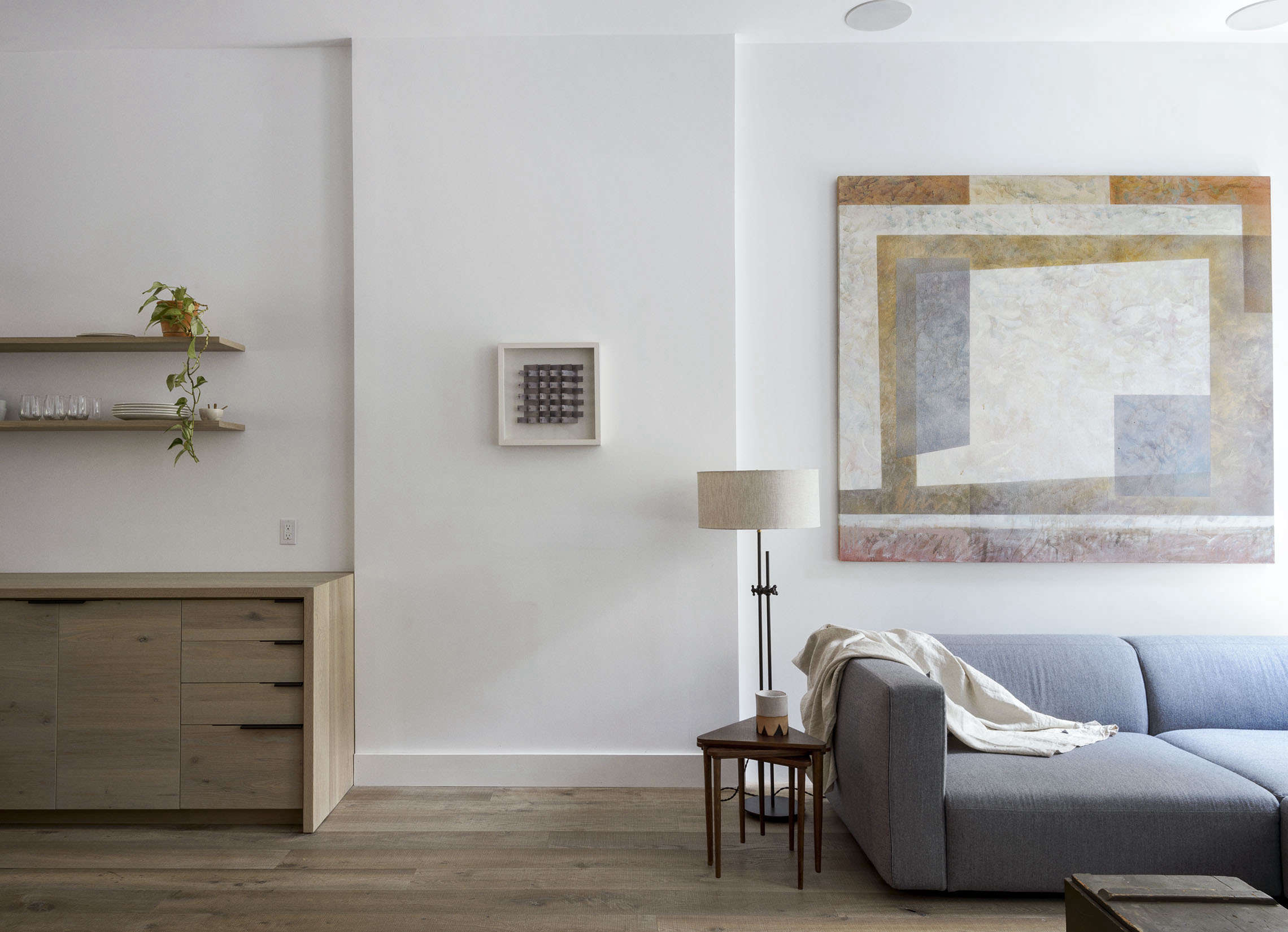 brooklyn brownstone with an open living room by workstead, matthew williams pho 16