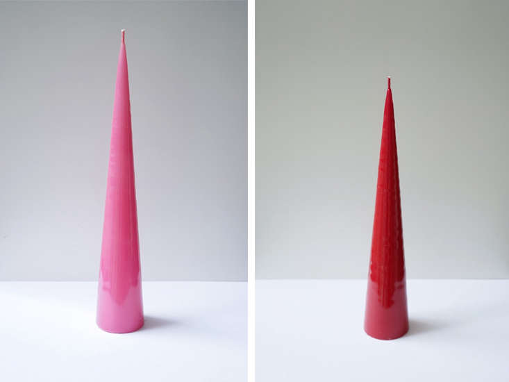 ester and erik cone candles remodelista 2 33