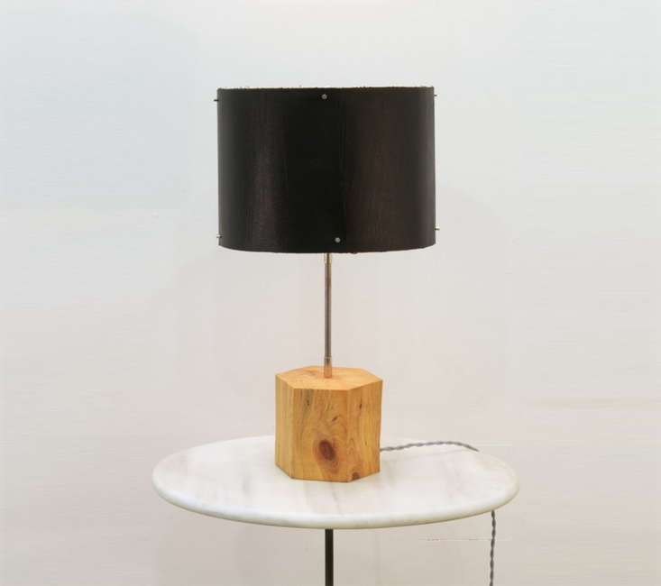 hito home black lampshade tablelamp remodelista 12