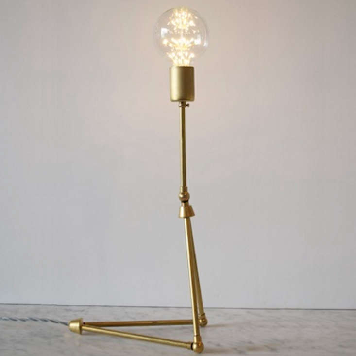 hito home brass table lamp bulb remodelista 14