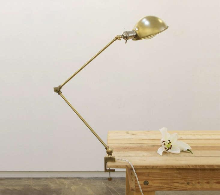 hito home brass task lamp remodelista 10