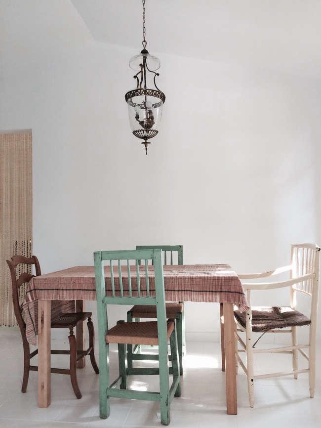 An Artful Casita from a New Yorker in Mallorca Spain hito home interiors remodelista 1