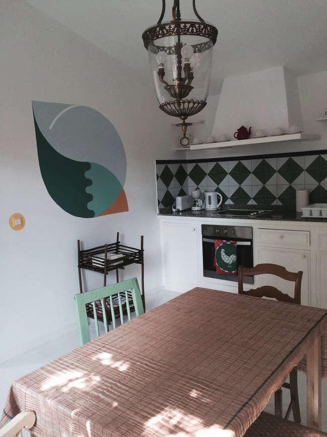 An Artful Casita from a New Yorker in Mallorca Spain hito home interiors remodelista 7 1