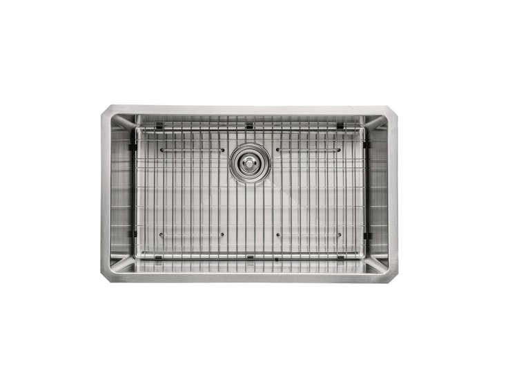 kraus undermount stainless steel sink remodelista 18