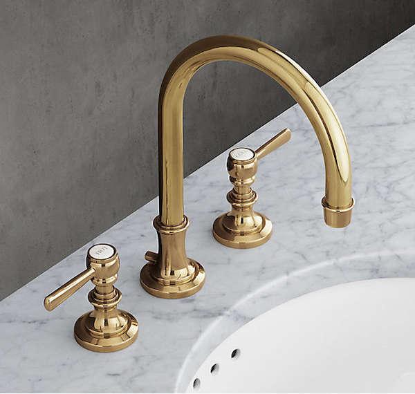 lugarno-lever-handle-gooseneck-faucet-set-remodelista